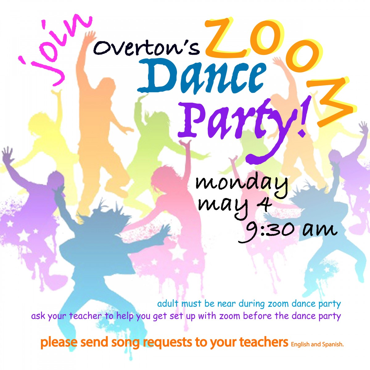 2nd Overton Dance Party!!